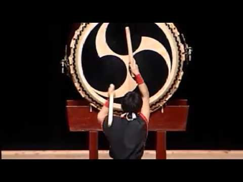 Rifu Daiko - 16th Nippon Taiko Junior Competition