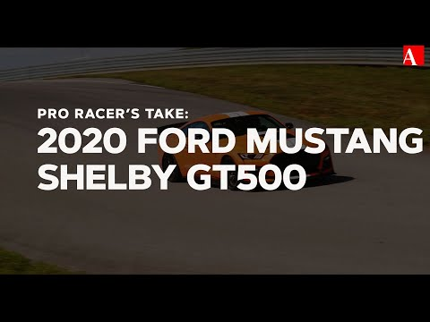 Pro Racer's Take: 2020 Ford Mustang Shelby GT500