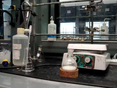 Synthesis of Benzocaine CHEM2050