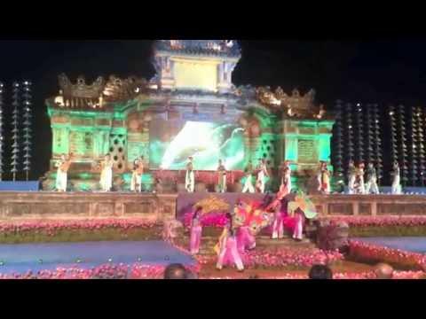 2133  2015  Festival  Nghề Truyền thống HUẾ  Phụ diễn 3