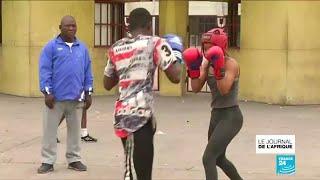 RDC : focus sur la boxeuse Modestine Munga Zaila