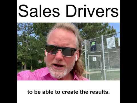Sales Drivers