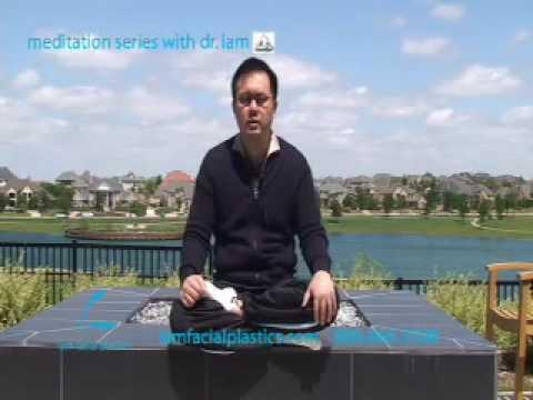 DALLAS PLASTIC SURGEON PERFORMS HATHA YOGA MEDITATION