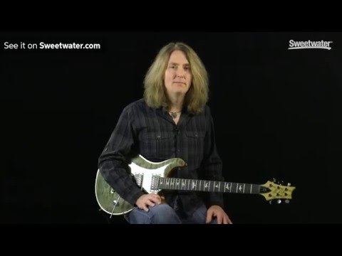 PRS CE 24 Electric Guitar Review by Sweetwater Sound
