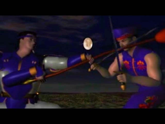 Dynasty Warriors (PS1) Playthrough - NintendoComplete