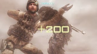 """60fps MOAB Gameplay! - Call of Duty Modern Warfare 3 Infected CoD MW3 """"YouTube 60fps"""""""