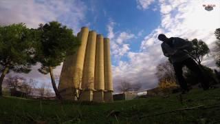 Silo Diving - Mr.Zitus FPV