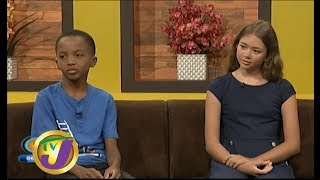 TVJ Smile Jamaica: Top Performing Boy & Girl in PEP Exams - July 30 2019