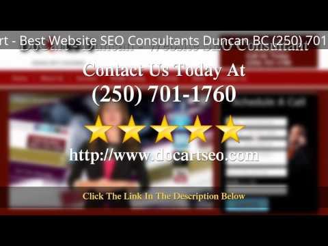 DoCart - Best Website SEO Consultants Duncan BC (250) 701-1760