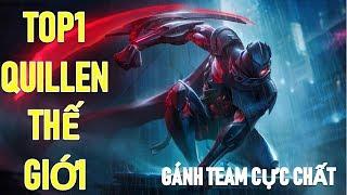 Top Quillen đẳng cấp thế giới liên quân gánh team cực chất  Đài loan 1 vs Việt Nam 2 AIC 2019