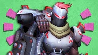 Overwatch - New Zarya Skin (Hots)