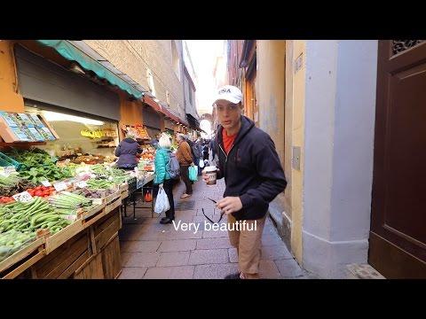 Un americano medio in Italia - Ep.1 - Bologna