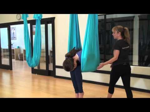 Anti-Gravity Yoga at CoolHotYoga - Fly! thumbnail