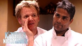 Gordon Blame's Failing Restaurant on Head Chef | Kitchen Nightmares