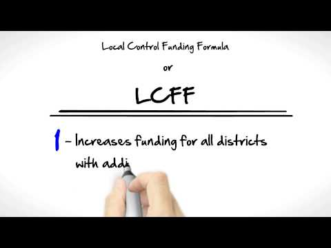 LCFF for  Los Feliz Charter School for the Arts