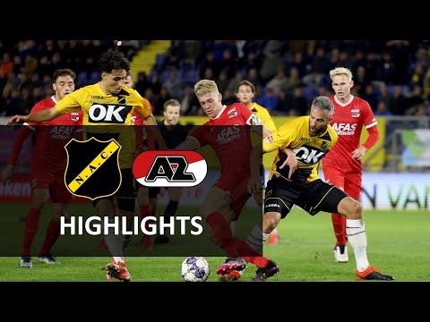 Breda Jong AZ Goals And Highlights