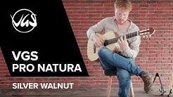 VGS Pro Natura Silver Walnut