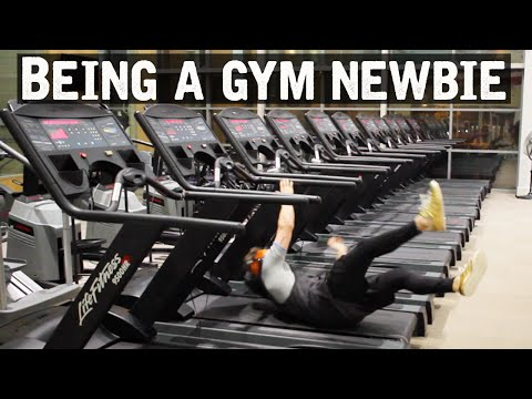 Being A Gym Newbie - Things you should know