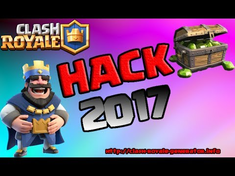 Clash Royale Hack - How to Get Free Gems - Clash Royale Cheats