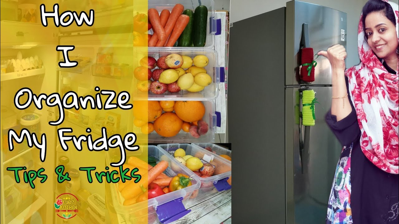 How I organize my fridge| fridge organization malayalam| tips to store vegetables,leaves and fruits