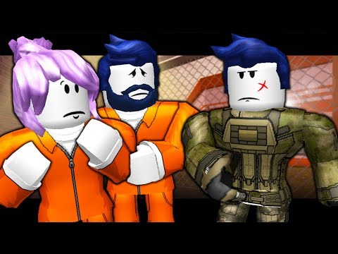 THE LAST GUEST RESCUES THE GUESTS! (A Roblox Jailbreak Roleplay Story)