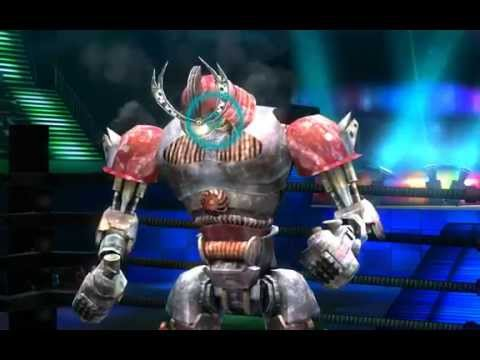 Real Steel WRB Sarge VS Shogun NEW updating