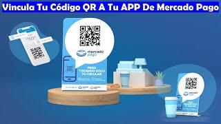 Vincula El QR De Tu Terminal POINT SMART o POINT BLUE A Tu Cuenta de Mercado Pago   Escanea y Cobra