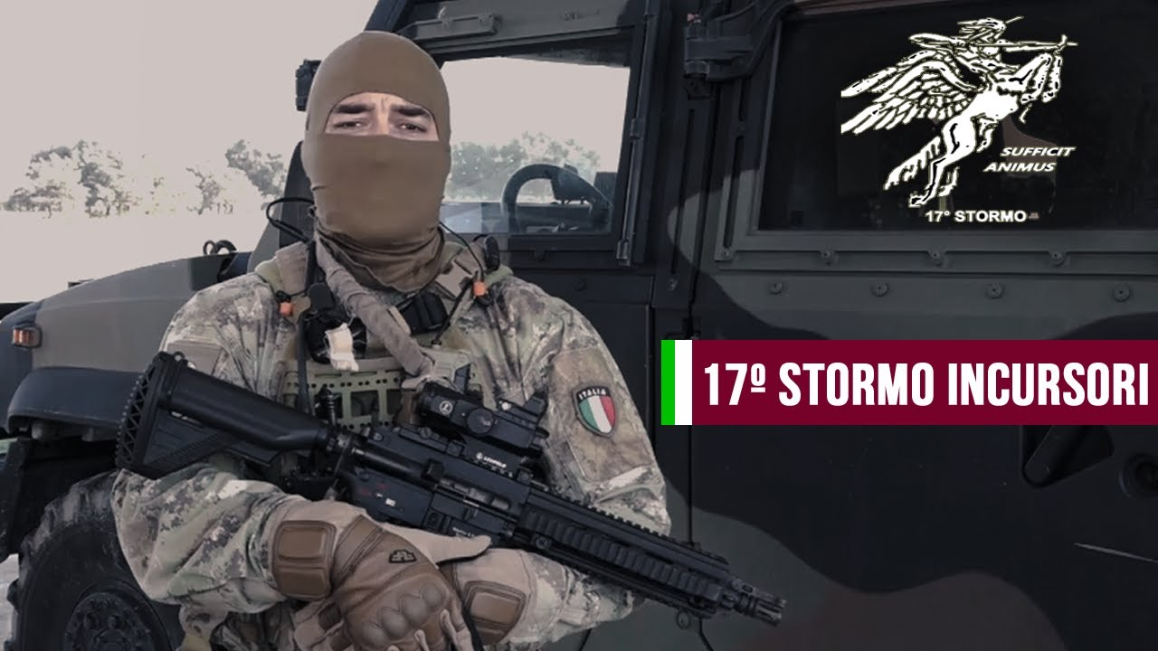 Italian Special Forces  ► 17º Stormo Incursori ◄ || 17th Raiders Wing