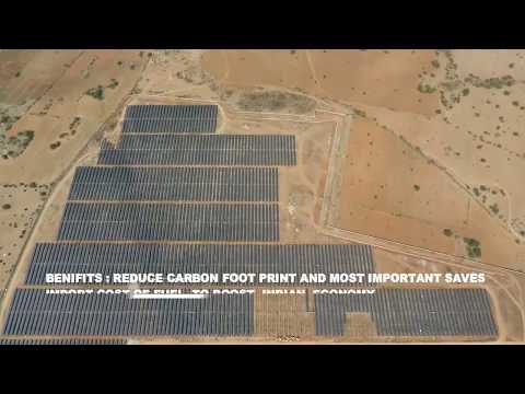 World's Largest Solar Power is now in Karnataka India || 200