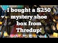 Thredup Reject Rescue Box | $250 For 50 Pairs Of Mystery Shoes!