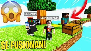 WE PLAY MINECRFT WITHIN ROBLOX! *AMAZING*