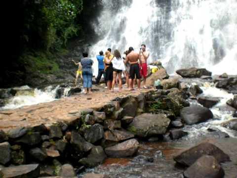Aguas De Santa Barbara Cachoeira De Cap 195 O Rico Youtube