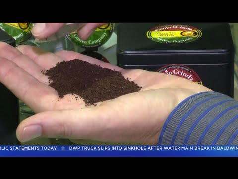 Cannabis-Infused Coffee, Tea Explodes In Popularity
