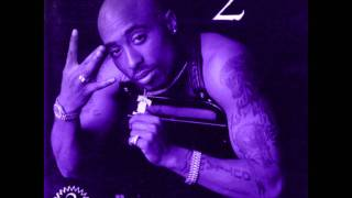 Tupac- Ambitionz Az A Ridah Screwed & Chopped By Dj Quizzy Q