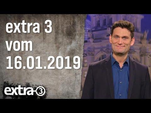 Extra 3 vom 16.01.2019 | extra 3 | NDR