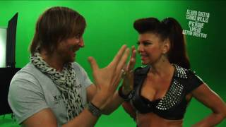 David Guetta & Chris Willis - Gettin' Over You (Behind The Scenes) ft. Fergie & LMFAO