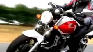 Superbike Honda CB1300 Commercial