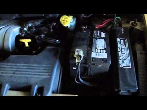 Troubleshooting an Intermittent Starter  Chrysler T&C 38