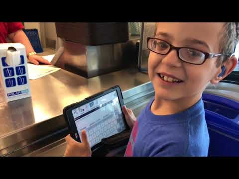 Talk to me with AAC: Aiden's Story