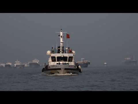 Survey Vessel / multi purpose inspection vessel, Built by FMC Dockyard, Bangladesh