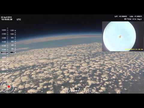 AURA High Altitude Balloon