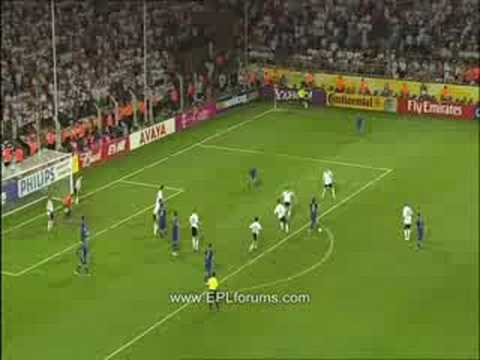World Cup 2006 Top 10 Goals