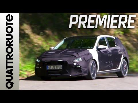 Nuova Hyundai i30 N prime impressioni di guida Quattroruote