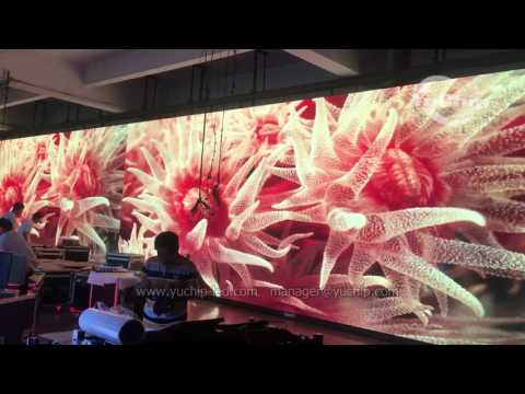 P4.8 Outdoor HD LED Display Outdoor Rental LED Video Wall