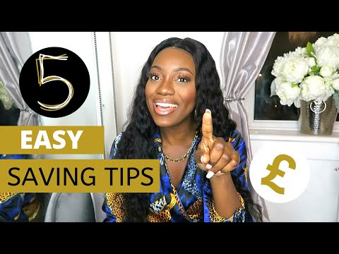 5 EASY WAYS TO SAVE IN 2020!  | MONEY MANAGEMENT TIPS | Jade Vanriel