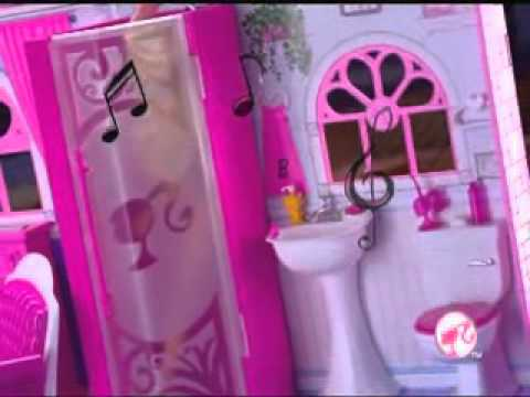 Barbie Dream Townhouse And Barbie 3 Story Dream House Best Price
