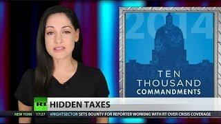 The (secret) hidden power holders in the US gov  5/4/14