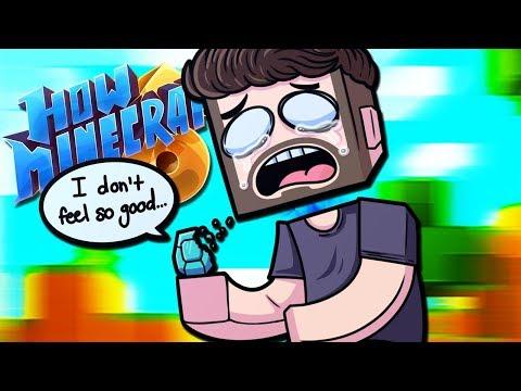 """BIGGEST DIAMOND FAIL EVER!"" - How To Minecraft: Season 6 Episode 10"