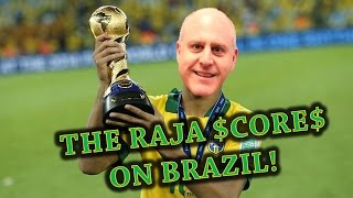 💰 A Big Win For The Raja 🏆 On The Brazil Slot Machine! 🇧🇷