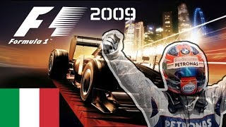 F1 2009 Sezon Robertem Kubicą #13 GP WŁOCH
